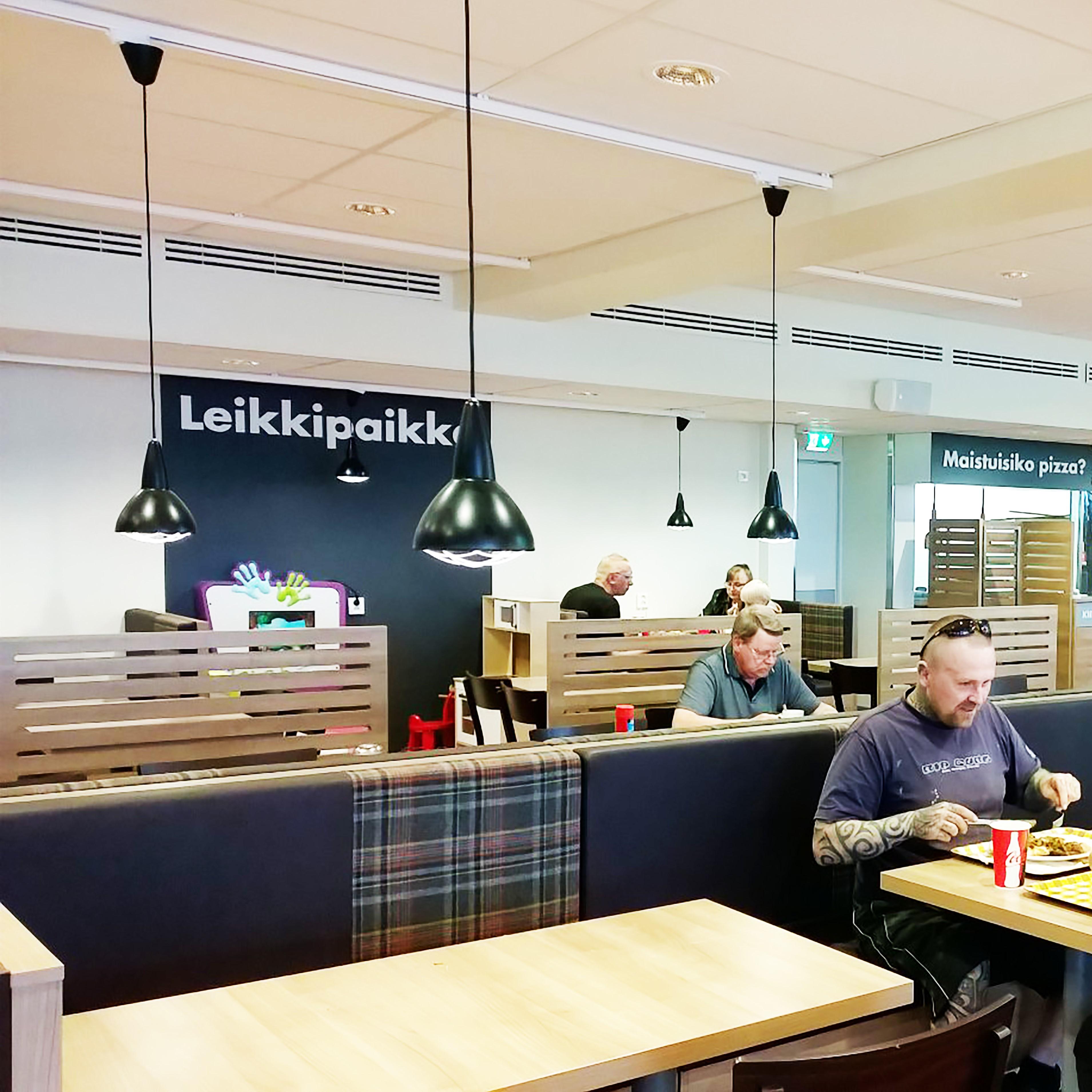 Helmisimpukka restauranter, Finland