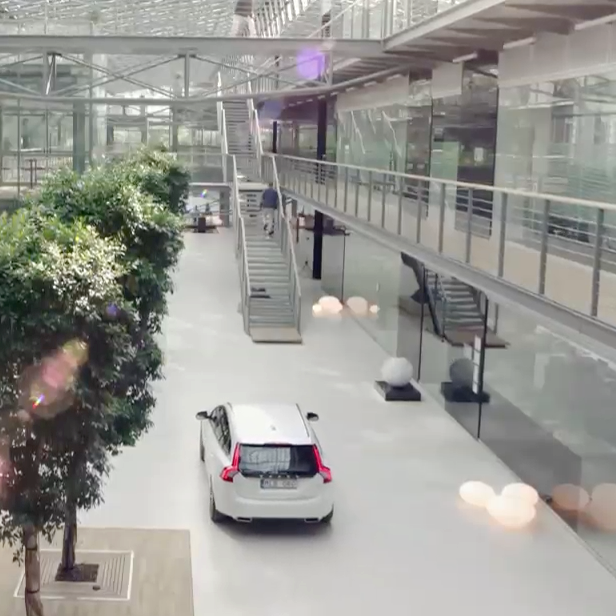 Volvo V60 Hybrid reklamefilm